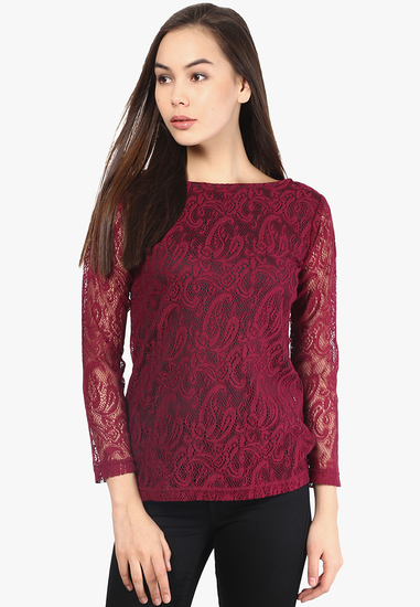 Color-Cocktail-Maroon-Embroidered-Blouse-9334-9704351-1-zoom-product