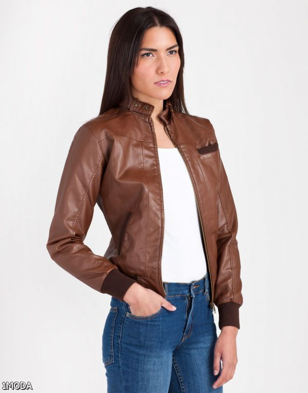 wpid-Light-Brown-Leather-Jacket-Women-2015-2016-7