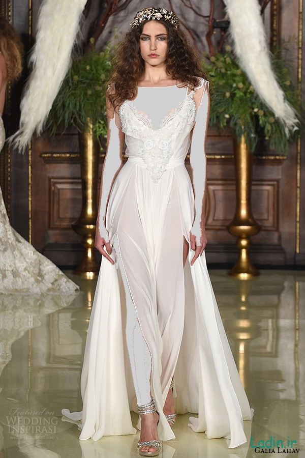 galia-lahav-wedding-dress-spring-2016-runway-sleeveless-sheer-illusion-bateau-neckline-modified-a-line-bridal-gown