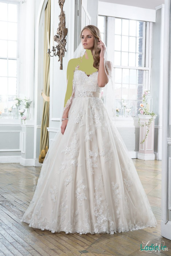 lillian-west-2016-bridal-preview-style-6386-strapless-ball-gown-wedding-dress-sweetheart-neckline-colored-base-lace