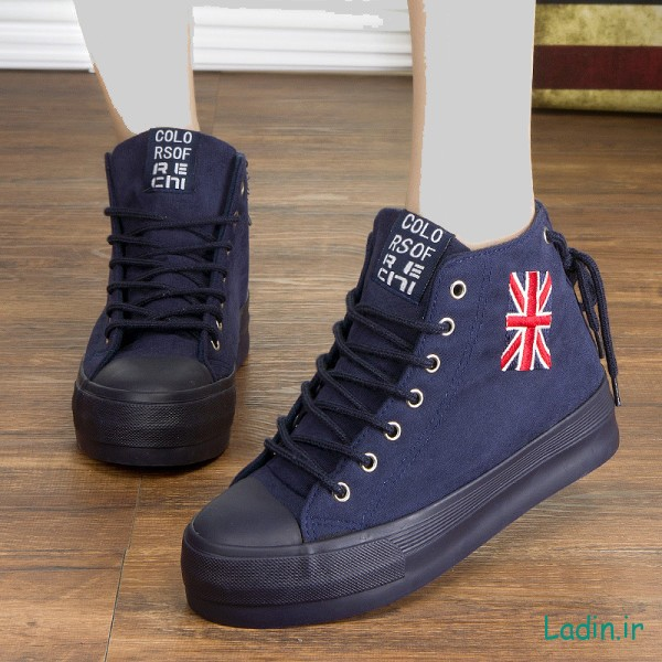 spring-of-the-new-youth-college-girls-shoes-British-fashion-rice-flag-high-breathable-thick
