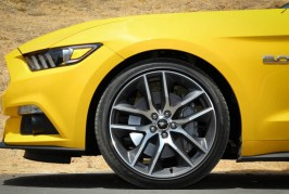 2015 Ford Mustang GT convertible