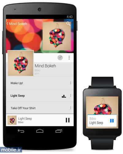 Android Wear - اندروید ور
