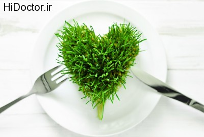 plate-wheatgrass-heart