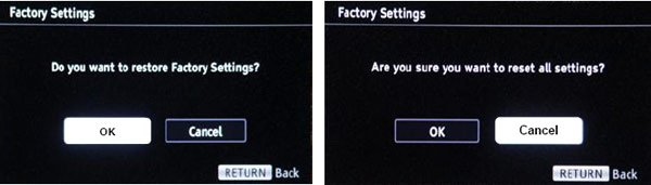 sony-factory-setting-menu